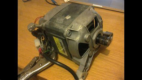 wire ac universal appliance motors washerdrier