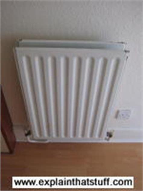 bathroom hot water radiators how do heat exchangers work explain that stuff