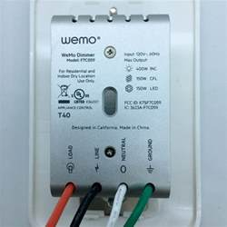Wemo Light Switch Installation by Wemo Wi Fi Smart Dimmer Light Switch Review The Gadgeteer