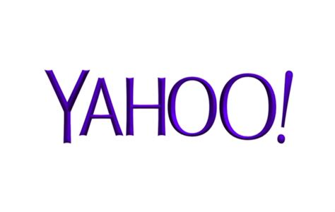s day yahoo yahoo s new logo has finally been revealed after their 30