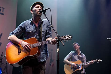 Mat Kearney And by Dawes Mat Kearney Givers The Gourds Played Kgsr S 21st