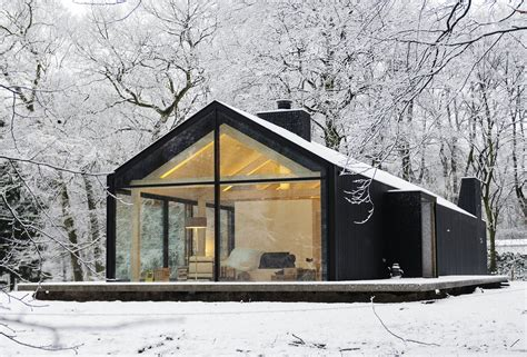 Modern Cabin Design | design inspiration modern cabin love studio mm architect