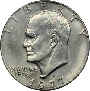 1978 eisenhower silver dollar value book covers