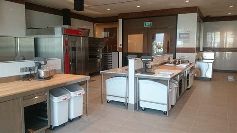 layout kitchen pastry facilities asian culinary institute