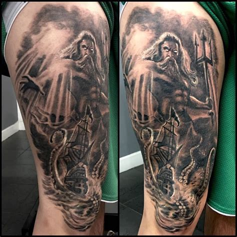 poseidon tattoos tattoo collections