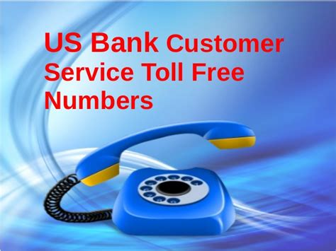 us bank banking service us bank customer service toll free numbers