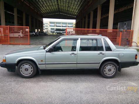 volvo 740 sedan volvo 740 1990 gle 2 3 in selangor manual sedan green for
