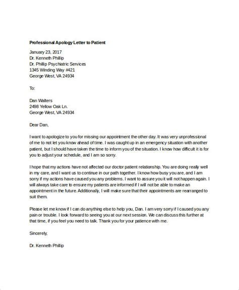 Apology Letter Sle Pdf business apology letter 28 images sle business apology