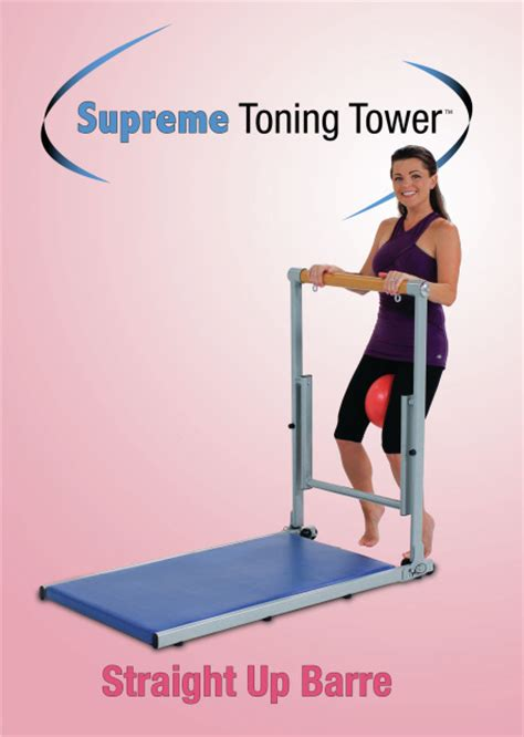 up barre workout dvd with exercise stt