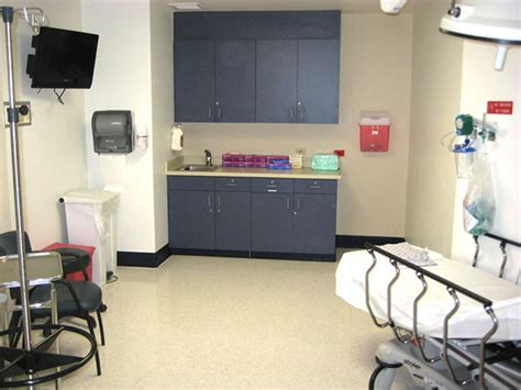 Hillsboro Emergency Room by Emergency Room Triage Dept And 12 Room Remodel