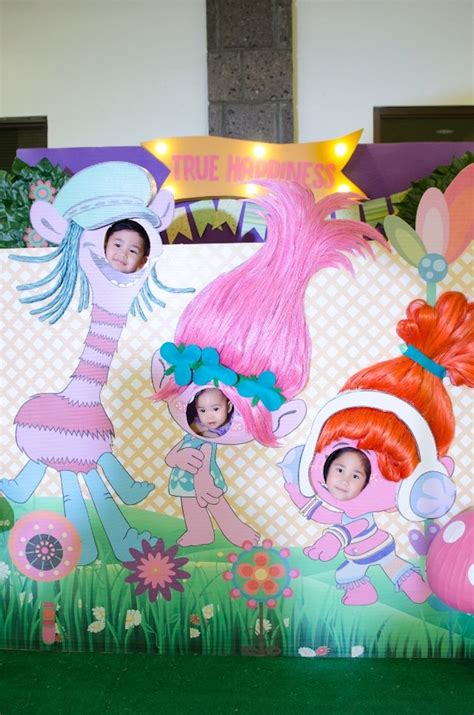photo themes ideas kara s party ideas colorful trolls birthday party kara s