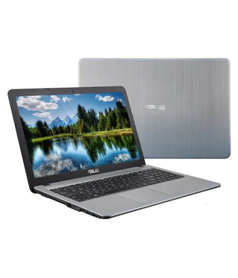 Laptop Asus Intel I3 3 Jutaan asus x540la xx596d notebook 5th intel i3 4gb ram 1tb hdd 39 62 cm 15 6 dos