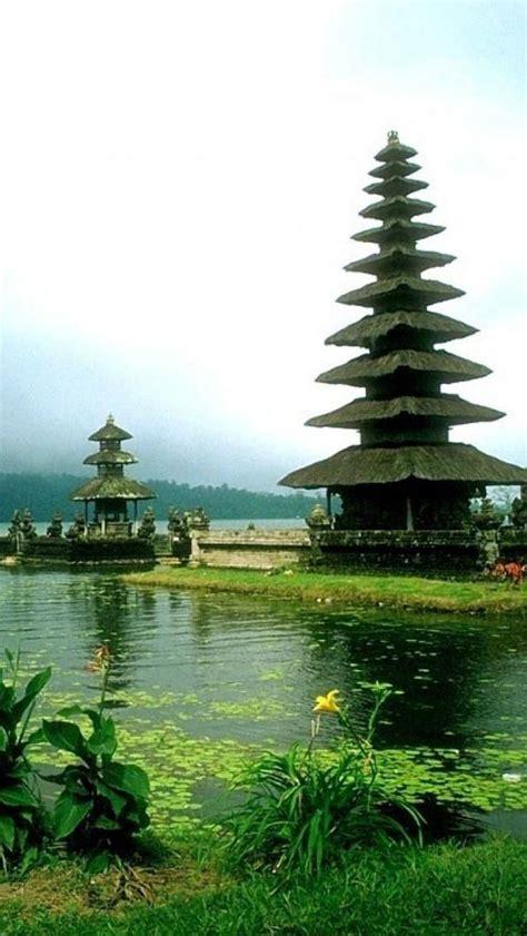 film blue lombok lake bratan bali indonesia places pinterest bali