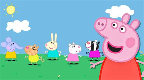 peppa pig peppa and b00wj763u8 peppa pig animales de la granja de peppa pig cap 237 tulo 1 youtube