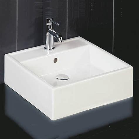 bathroom sinks that sit on top of counter rak nova sit on basin 460mm nova0
