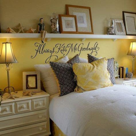 shelf above bed 1000 ideas about headboard shelves on pinterest