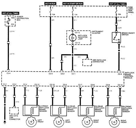 service manual repair anti lock braking 1998 ford escort parental controls service manual repair guides anti lock brake system general information autozone com