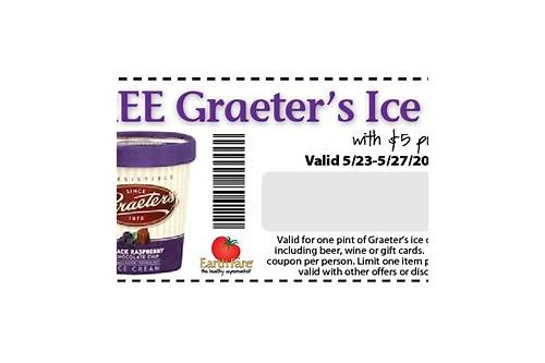graeter's online coupon code