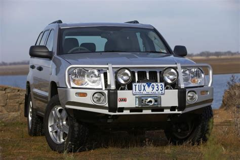 Jeep Grand Bumper Arb Bull Bar Bumper Jeep Grand Wk 2005 2007