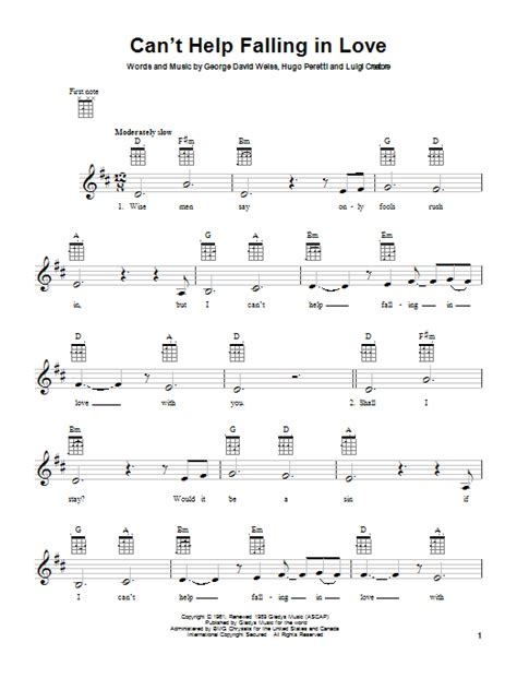 dramanice can t help falling in love can t help falling in love sheet music by elvis presley