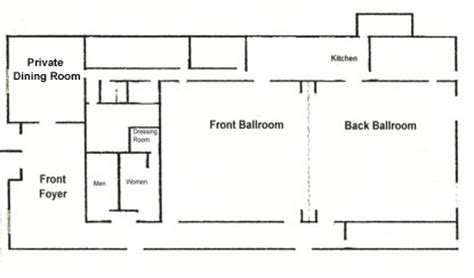 Room Rates Northern Lights Ballroom & Banquet Center Milaca, Minnesota