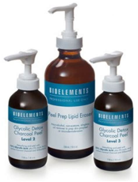 Acid Release In The From Detoxing by Bioelements Introduces Glycolic Charcoal Detox Chemical