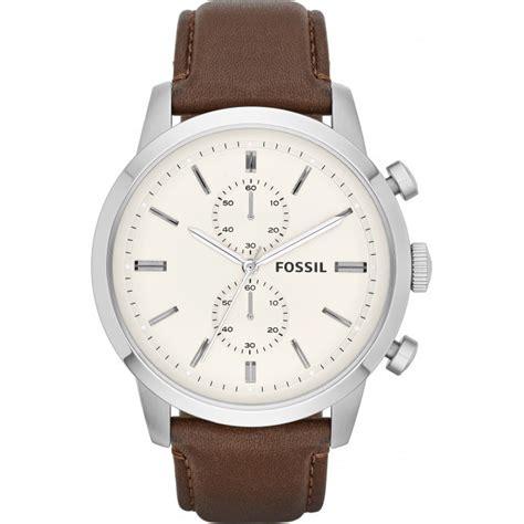 Gc Guess 353 Chronograph montre fossil fs4865 montre cuir marron chronographe