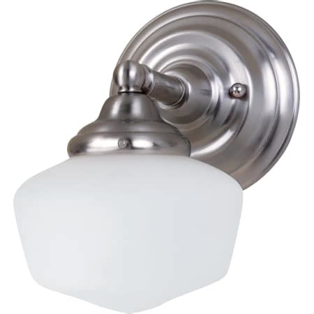 Title 24 Bathroom Lighting Sea Gull Lighting 44436ble 05 Chrome Academy 1 Light Energy Title 24 Bathroom Sconce