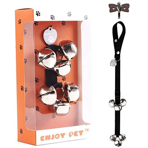 house training bells for dogs 67 off dog bells for house potty training 6 premium extra large loud 1 4