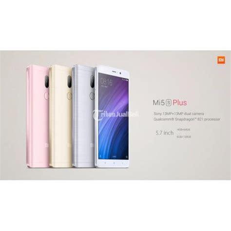 Merk Hp Xiaomi Mi hp android new xiaomi mi 5s plus ram 6gb 128 gb garansi