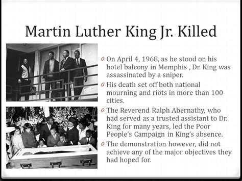 how the government killed martin luther king jr new civil rights issues ppt video online download