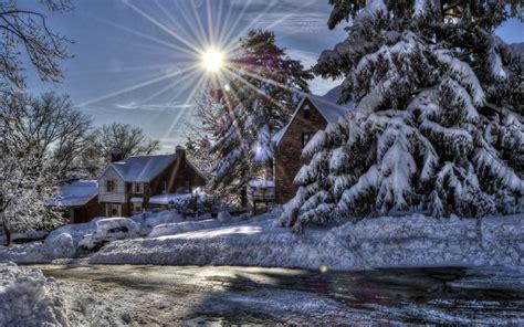 imagenes de invierno para fondo de pantalla gratis paisajes de invierno fondos de pantalla