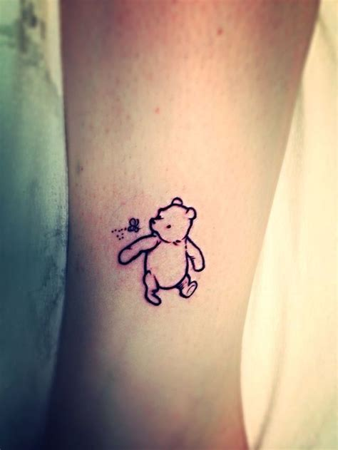 pooh bear tattoo designs pooh tattoos i like