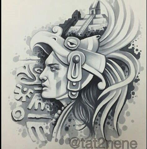 mexican pride tattoo designs prison arte chicano pride aztec chicano tattoos