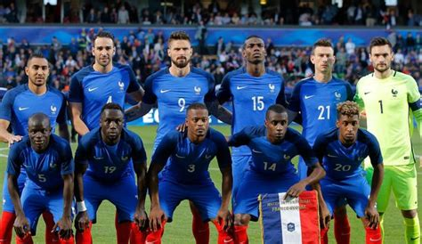 Euro 2016: contre qui jouera l'équipe de France en 8e de ... L Equipe Foot