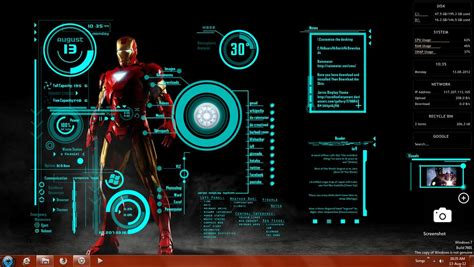 Firefox Iron Man Themes | iron man theme wallpaper by satzwin7 on deviantart