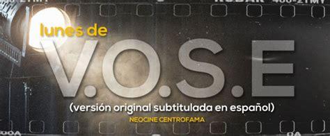 entradas cine mandarache vuelve la versi 243 n original subtitulada a neocine