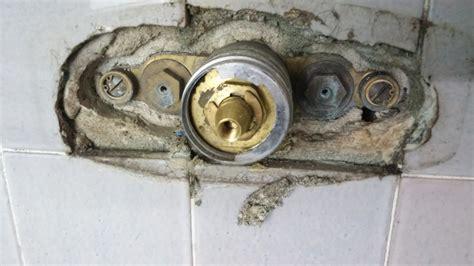 smontare miscelatore doccia miscelatore grohe grohmix doccia impianti idraulica