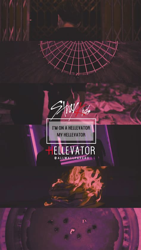 stray kids hellevater wallpaper lockscreen  atfozi