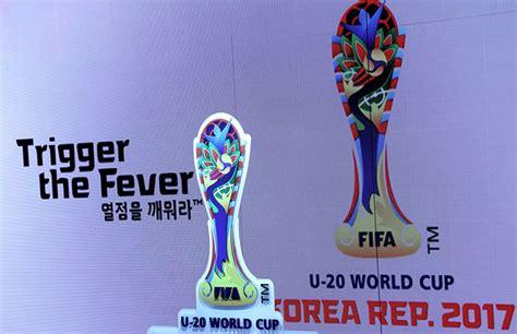 Calendario Mundial Sub 20 Definidos Os Classificados Para O Mundial Sub 20 Da Coreia