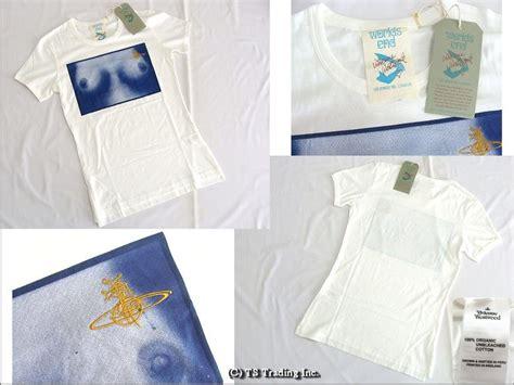 White Smtb Print T Shirt 楽天市場 vivienne westwood ヴィヴィアンウエストウッド worlds end
