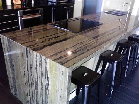 Bamboo Countertops Bathroom by Verde Bamboo Granite