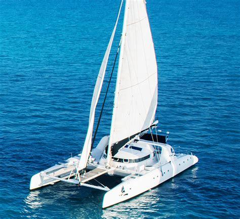catamaran sailing cancun cancun catamarans trimarans cancun rentals