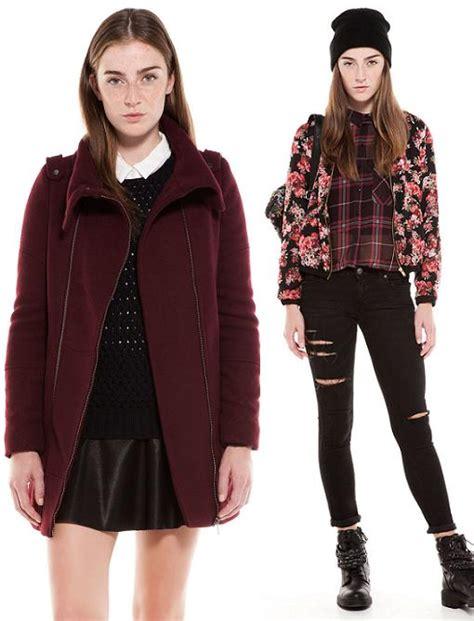 imagenes de ropa otoño bershka y su nueva ropa del oto 241 o invierno 2013 2014