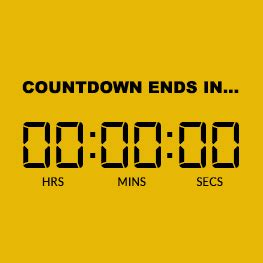 countdown timer for email, embed gif countdown in email