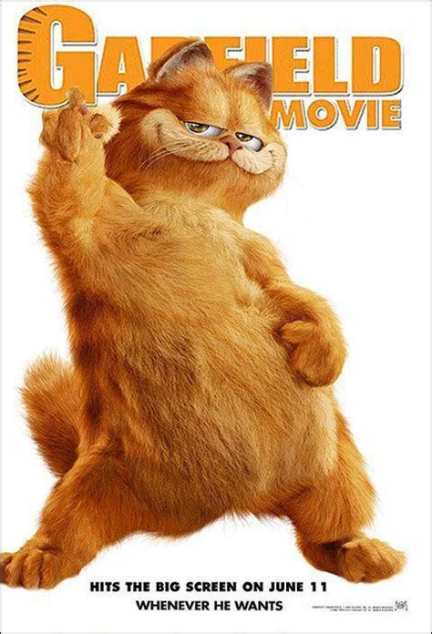 film cartoon garfield garfield la pel 237 cula 2004 filmaffinity