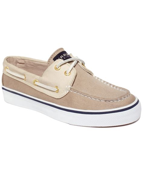 sperry bahama boat shoe lyst sperry top sider sperry women s bahama boat shoes
