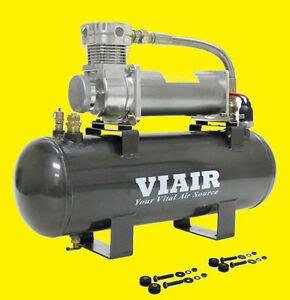 viair air ride suspension tank high flow 200 onboard air source 480 compressor ebay