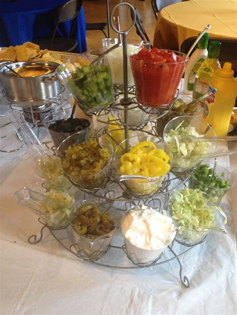 Nacho Bar Topping Ideas by 25 Best Ideas About Bar On