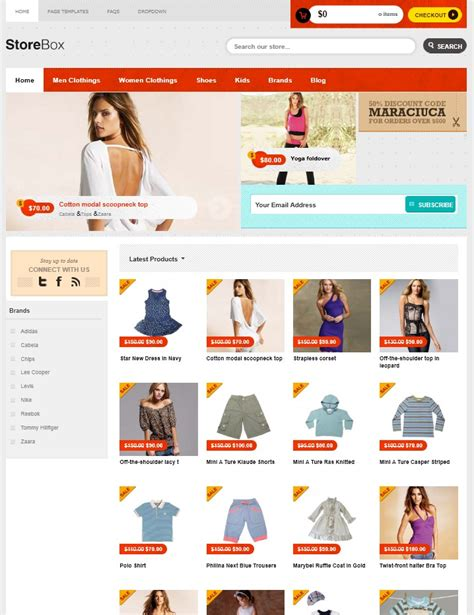 themes online store wordpress ecommerce wordpress themes archives dobeweb